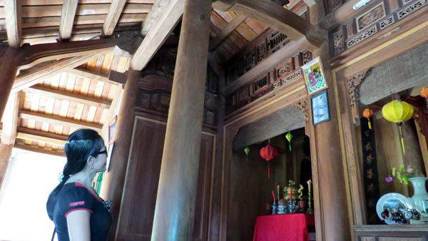Nhà cổ ở Tiên Cảnh
