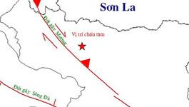 Có khả năng sẽ tiếp tục xảy ra các trận động đất ở Sơn La