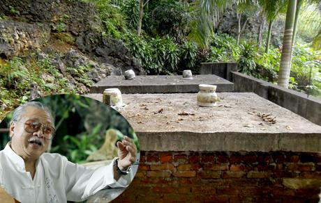 Chuyện ly kỳ về đại gia Hà Nội thượng sơn tìm thuật ướp xác