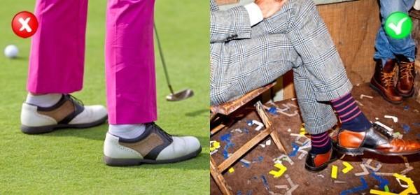 5 sai lầm dễ mắc phải trong thời trang của nam giới