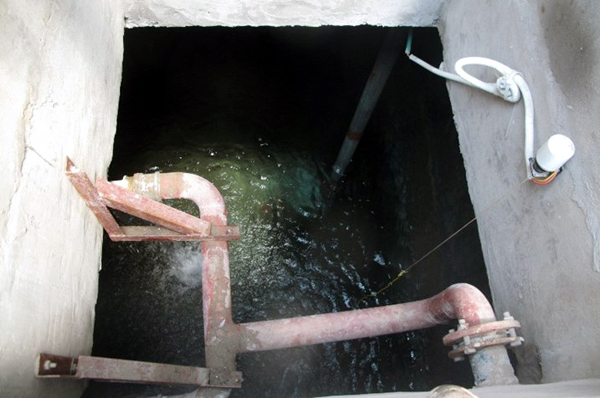 bể-nước, bể-nước-ngầm, khu-tập-thể, Hà-nội, nước-sạch, nước-thải, bể-phốt, bùn-đen, chó-chết, chuột-chết, rác-rưởi, vệ-sinh, thau-rửa