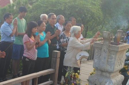 Về Vung Chua – Dảo Yến tri an 27/7
