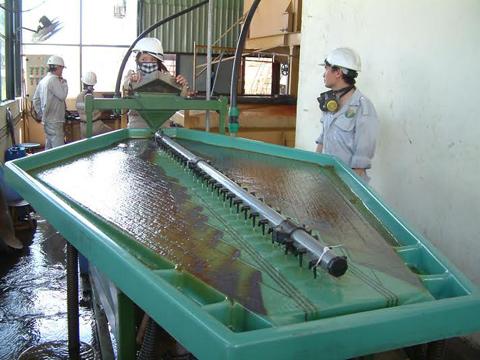 nhà máy vàng, lớn nhất, tạm ngừng, hoạt động, Quảng Nam
