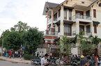 Nhà 'đại gia' buôn gỗ Lào bị niêm phong vì vỡ nợ