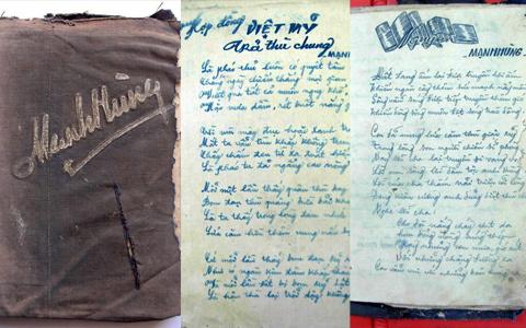 Hành trình từ đất lửa về đất Cảng của cuốn nhật ký
