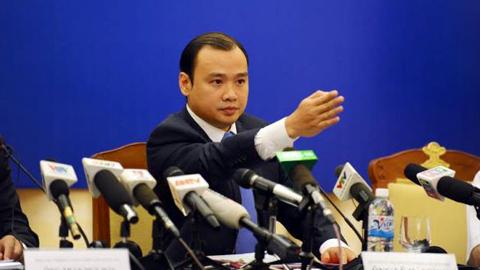 Lê Hải Bình, TQ
