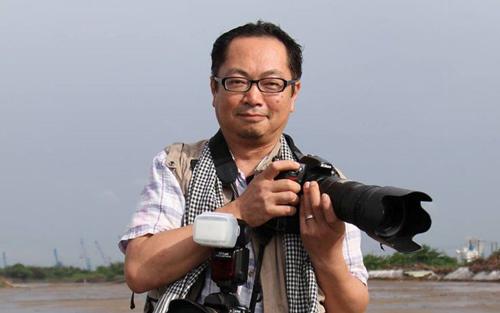 Hoàng Sa qua ống kính một nhà báo Nhật