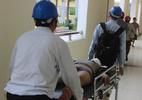Sập công trình ở Vũng Áng, 5 người thương vong