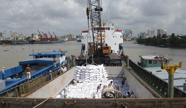 xuất khẩu lúa gạo, Campuchia, Việt Nam, nông sản, nông dân, Đồng ằng sông Cửu Long, phát triển kinh tế