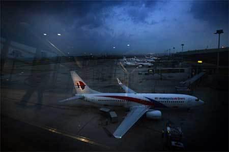 Máy bay Malaysia hoãn cất cánh khẩn cấp