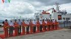 Kiểm ngư VN nhận tàu có sân đỗ trực thăng
