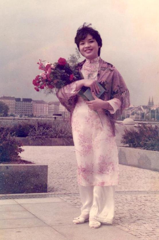 Nguyễn Hoàng Ánh, Đông Âu, du học sinh, nghiên cứu sinh, du học