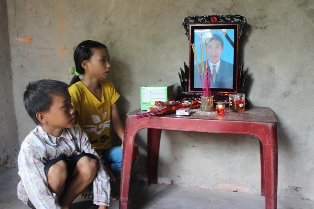 Hoàn cảnh nhân ái trên báo VietNamNet bị kẻ xấu lừa tiền