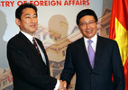 Nhật sẽ cung cấp 6 tàu tuần tra cho VN