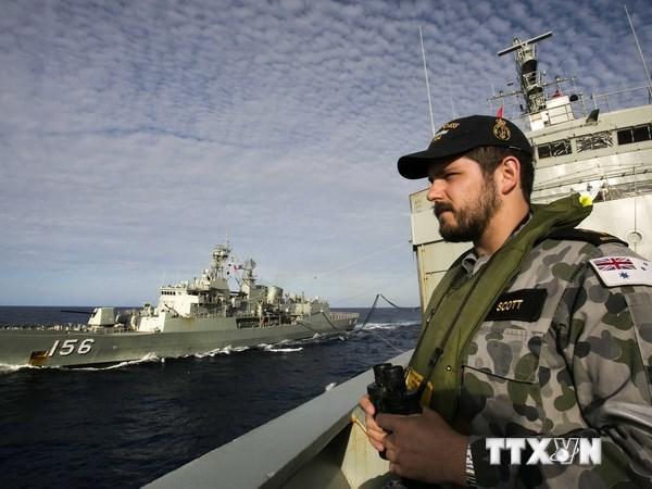Tìm máy bay MH370 dưới biển ở vòng cung thứ bảy