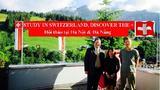 Hội thảo du học Thụy Sĩ