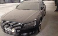 Đại gia 'bỏ quên' siêu xe Audi trị giá hơn 4 tỷ đồng trong gara