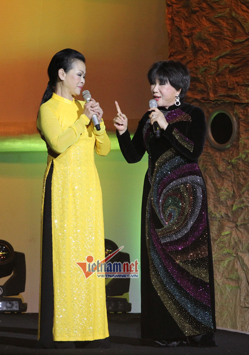Nhạc sĩ Phó Đức Phương không 'quậy' trong show Khánh Ly