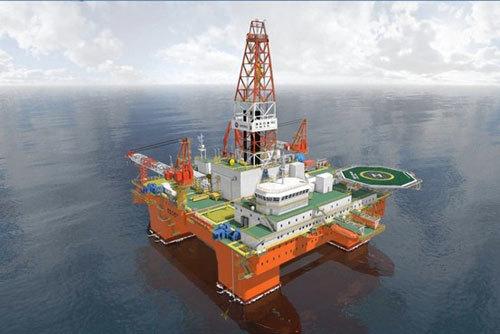 TQ, dầu khí, giàn khoan, Biển Đông, chủ quyền