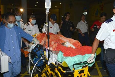 Đại gia BĐS chết vì nút chai sâm banh bắn vào đầu