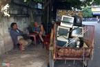 Chiêu độc biến máy tính cũ thành tivi của thợ Sài Gòn