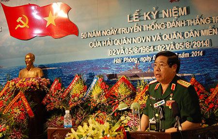 hải quân, chiến thắng trận đầu, Phùng Quang Thanh, tàu ngầm, tên lửa, chủ quyền