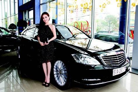Vy Oanh, tiền tỷ, nhà đẹp