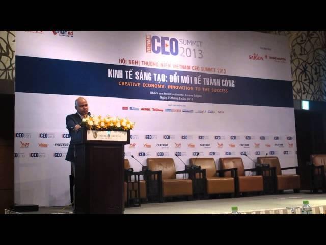 Vietnam CEO Summit 2014: Ưu tiên chiến lược của DN lớn