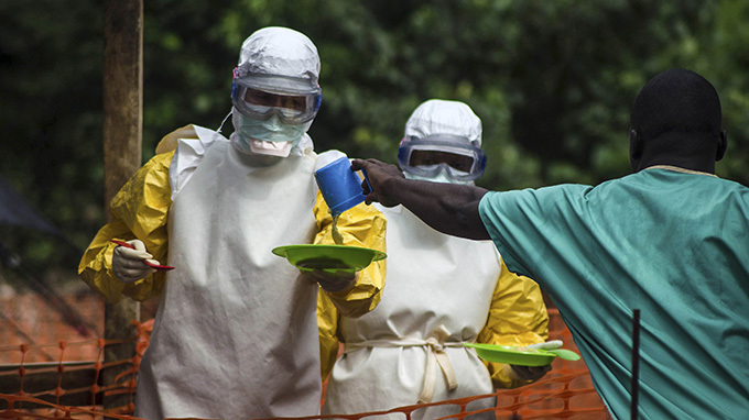 VN phòng dịch Ebola: Giám sát chặt người nhập cảnh
