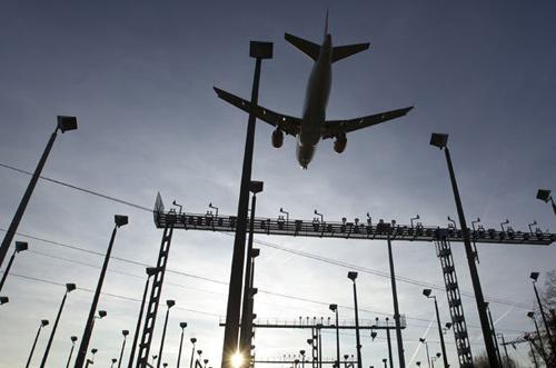 Máy bay EU bị cấm bay qua không phận Nga