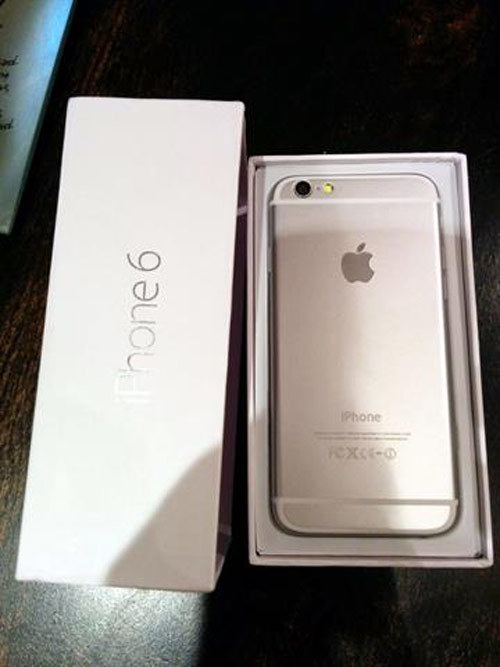 iPhone 6 chạy Android
