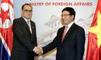 VN-Triều Tiên bàn về Biển Đông