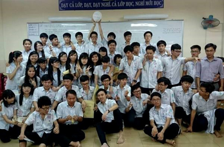 Thủ khoa, THPT Nguyễn Khuyến, đại học