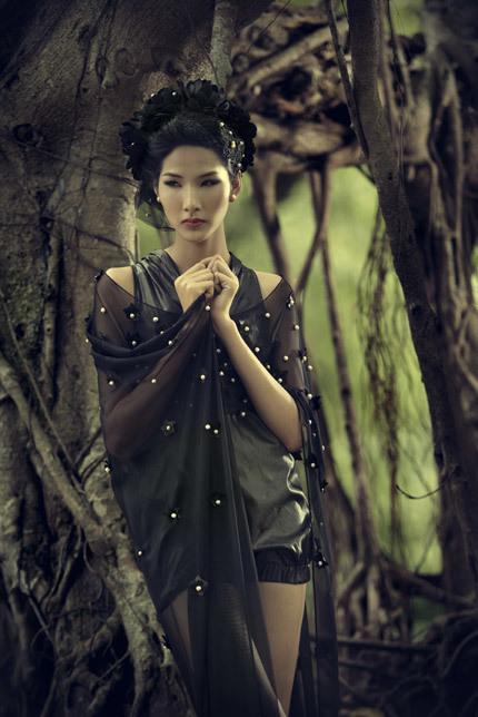 Võ Việt Chung, Tuần lễ thời trang