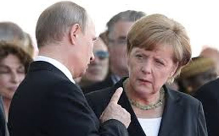 Putin đòn nhẹ, EU 'lạnh cóng'