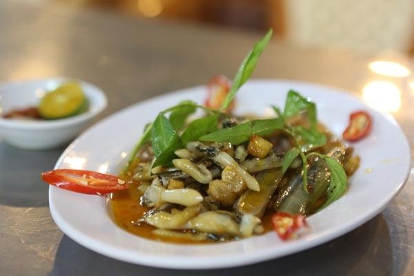 10 món ốc Sài Gòn ngon mê mẩn