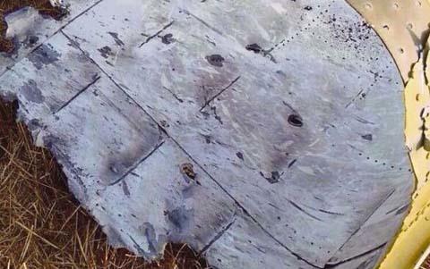 MH17, máy bay rơi, Su-25, Buk