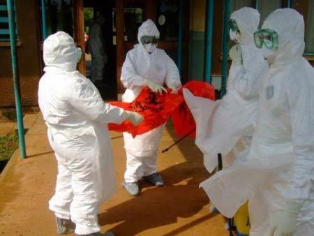 7 trường hợp nghi nhiễm Ebola ở Philippines