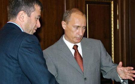 Tài phiệt Nga, chia đôi và đối lập vì Putin