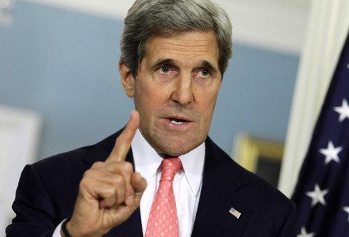 TQ, Mỹ, John Kerry, Biển Đông, chủ quyền, giàn khoan