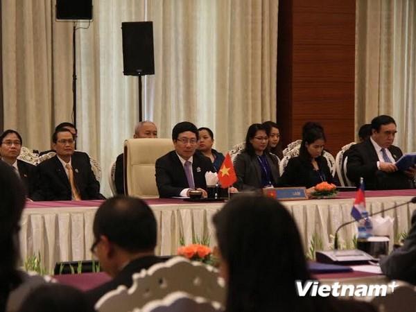 giàn khoan, ASEAN, Biển Đông, DOC