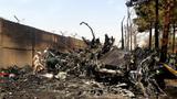 Thế giới 24h: Máy bay rơi thảm khốc ở Iran