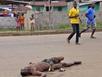Tâm điểm KH: Thảm cảnh nạn nhân Ebola thối rữa ngoài đường