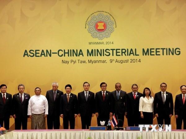 Biển Đông, ASEAN, tự do hàng hải, DOC, COC
