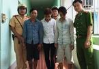 CSGT 'bắt nóng' băng cướp giật trên phố Sài Gòn