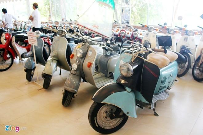 Kho ngàn xe cổ của đại gia Sài Gòn