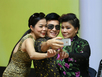 NSND Thanh Hoa chụp ảnh 'tự sướng' với Quang Linh