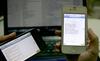 """Hà Nội: """"Trảm"""" 624 số điện thoại, đầu số phát tán SMS rác"""