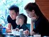 Hồ Ngọc Hà gọi Cường Đô la về 'chăm con'