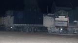 0h sáng tại trạm cân trọng tải Nghệ An